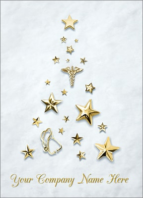 Medical Star Tree (Glossy White)